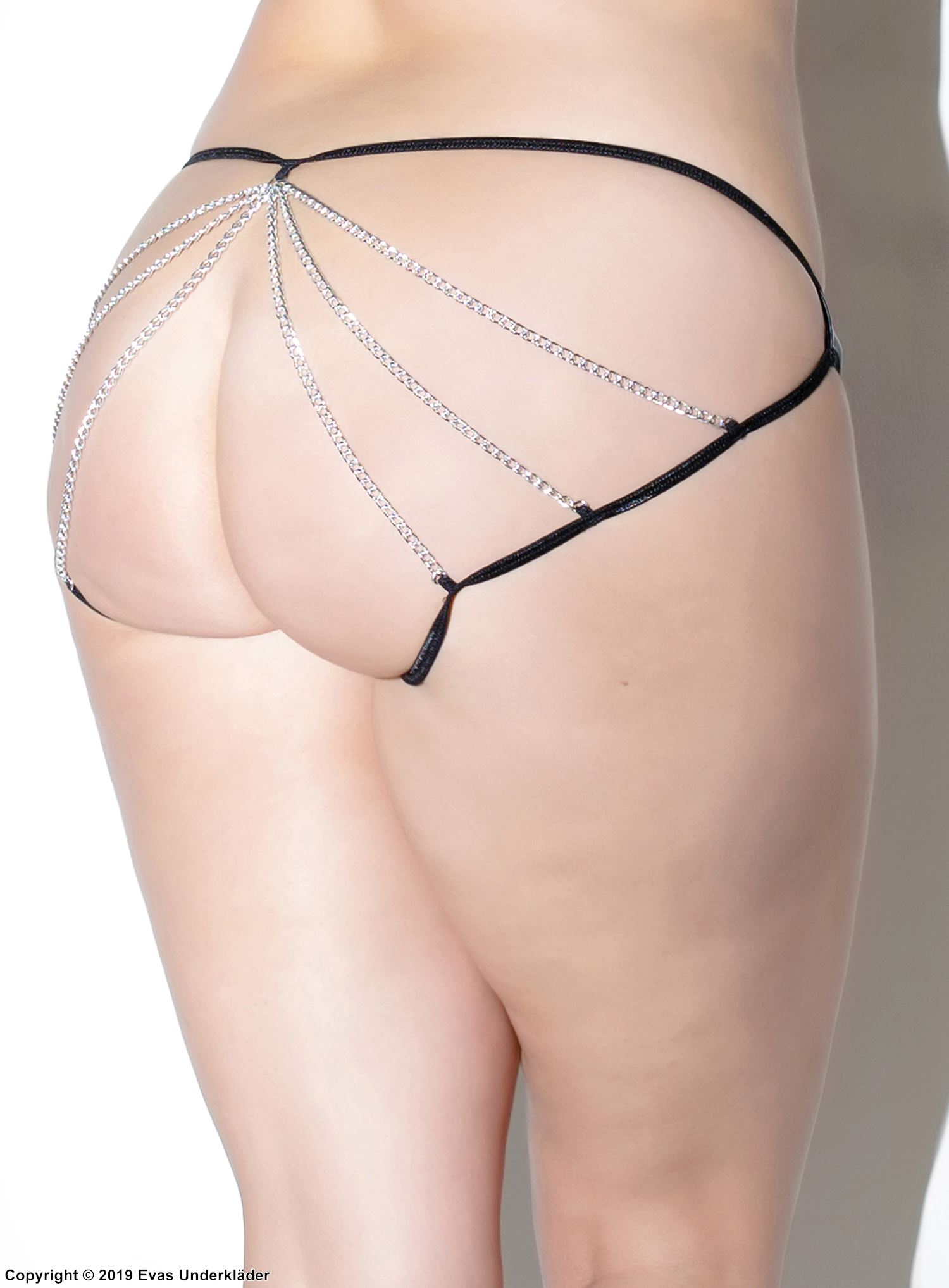 Take A Look Panties Revealing